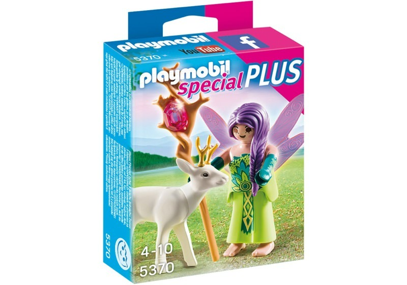 Playmobil 5370 - Fairy with Deer - Box