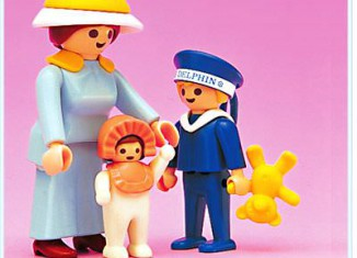 Playmobil - 5406 - Mother With Children