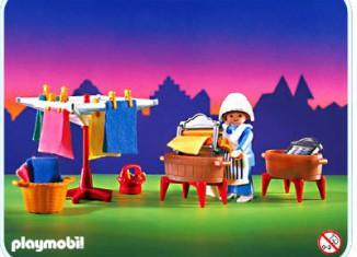 Playmobil - 5407 - Washer Woman