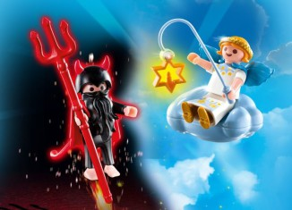 Playmobil - 5411 - Angel and Devil