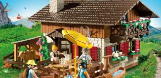 Playmobil - 5422 - Alpine Hut