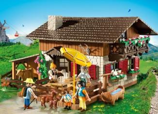 Playmobil - 5422 - Alpine Hut