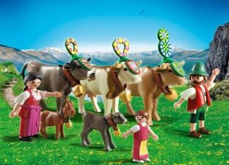 Playmobil - 5425 - Alpine Festival Procession