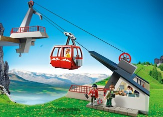 Playmobil - 5426 - Cable car