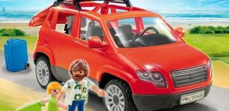 Playmobil - 5436 - Familienauto