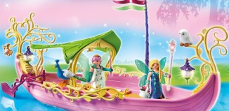 Playmobil - 5445 - Fairy Queens Ship