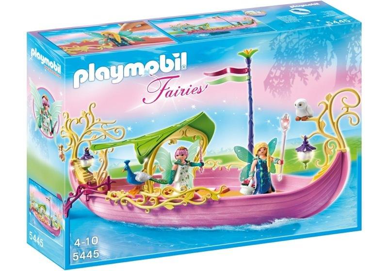 Playmobil 5445 - Fairy Queens Ship - Box