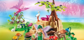 Playmobil - 5447 - Healing Fairy Elixia in Animal Forest