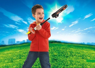 Playmobil - 5452 - Power Rockete