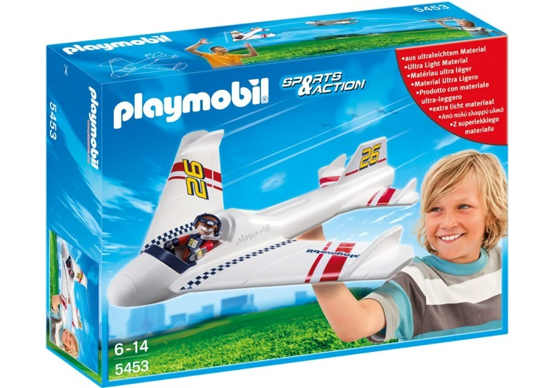 Playmobil 5453 - Turbo-Wurfgleiter - Box