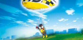 Playmobil - 5454 - Fallschirmspringer Greg