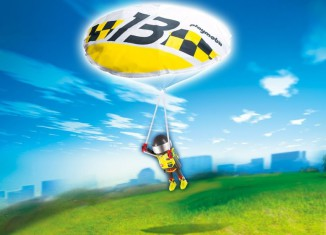 Playmobil - 5454 - Fallschirmspringer #2