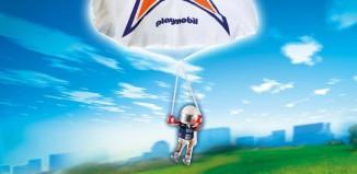 Playmobil - 5455 - Fallschirmspringer Rick