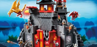 Playmobil - 5479 - Great Asian Castle