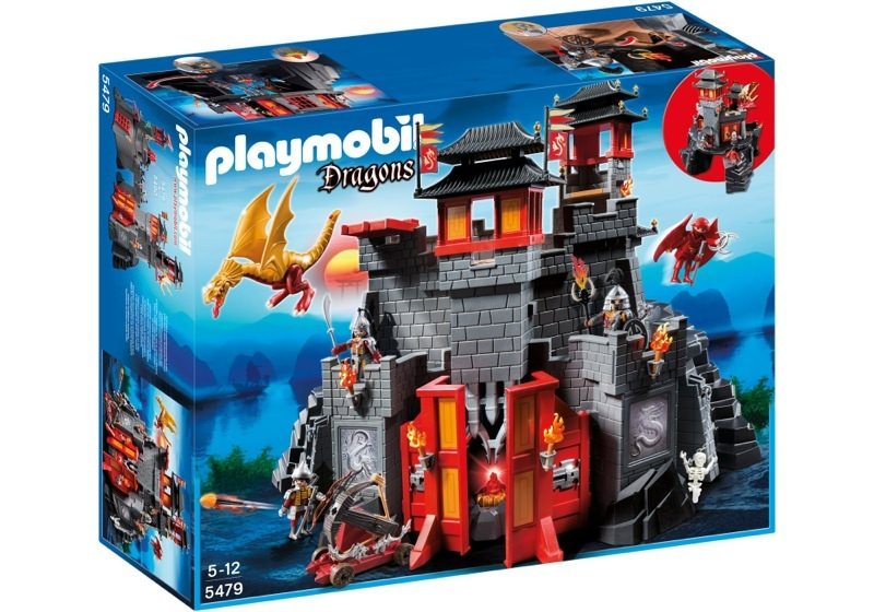 Playmobil 5479 - Great Asian Castle - Box