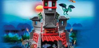 Playmobil - 5480 - Secret Dragon Fort
