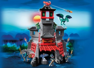 Playmobil - 5480 - Secret Dragon Fort