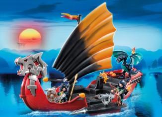Playmobil - 5481 - Drachen-Kampfschiff