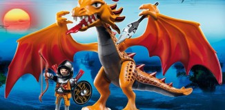 Playmobil - 5483 - Fire dragon