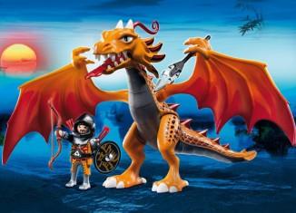 Playmobil - 5483 - Fire dragon