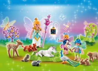 Playmobil - 5492 - Unicorn Fairyland