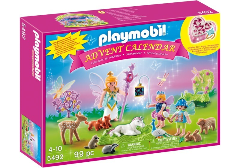 Playmobil 5492 - Unicorn Fairyland - Box