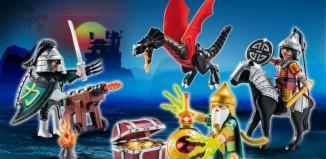 """Playmobil - 5493 - Adventskalender """"Kampf um den Drachenschatz"""""""