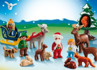 Playmobil - 5497 - Advent Calendar Christmas in the Forest