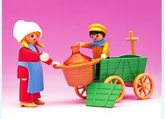 Playmobil - 5501 - Farmers Wife