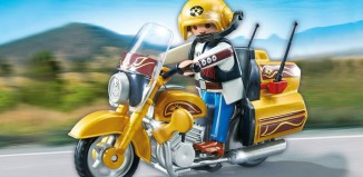 Playmobil - 5523 - Street Tourer