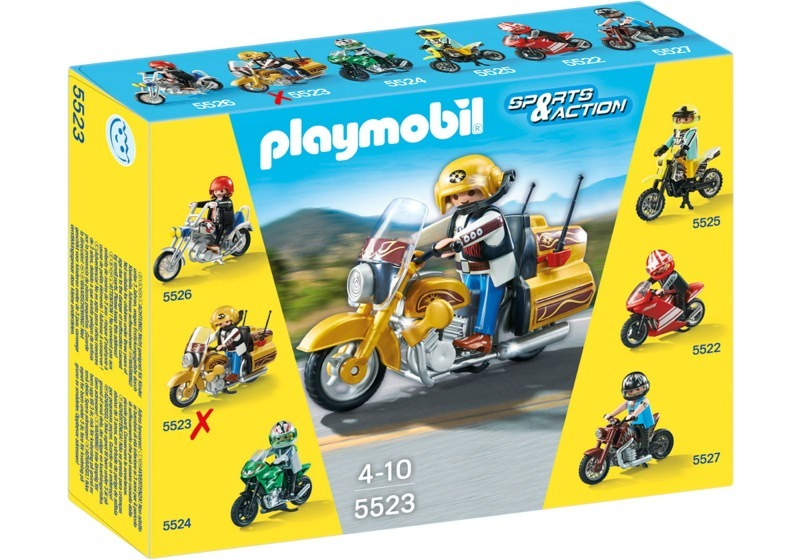 Language In 45 And 47 Stella Street: Playmobil Set: 5523