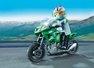 Playmobil - 5524 - Sports Bike