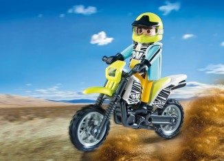 Playmobil - 5525 - Cross Bike