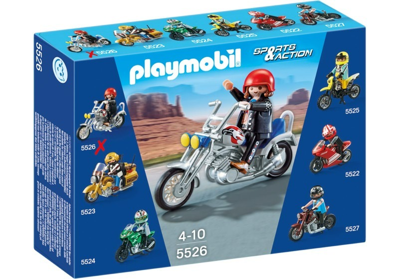 Playmobil 5526 - Eagle Cruiser - Box