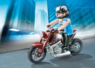 Playmobil - 5527 - Muscle Bike