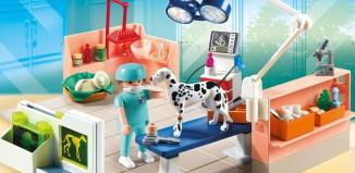 Playmobil - 5530 - Pet Examination Room