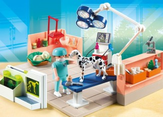 Playmobil - 5530 - Pet Examination Room