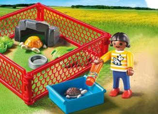 Playmobil - 5534 - Turtlebuilding