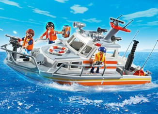 Playmobil - 5540 - Rescue boat