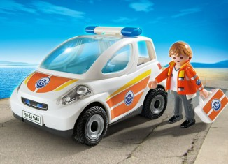 Playmobil - 5543 - Emergency vehicle