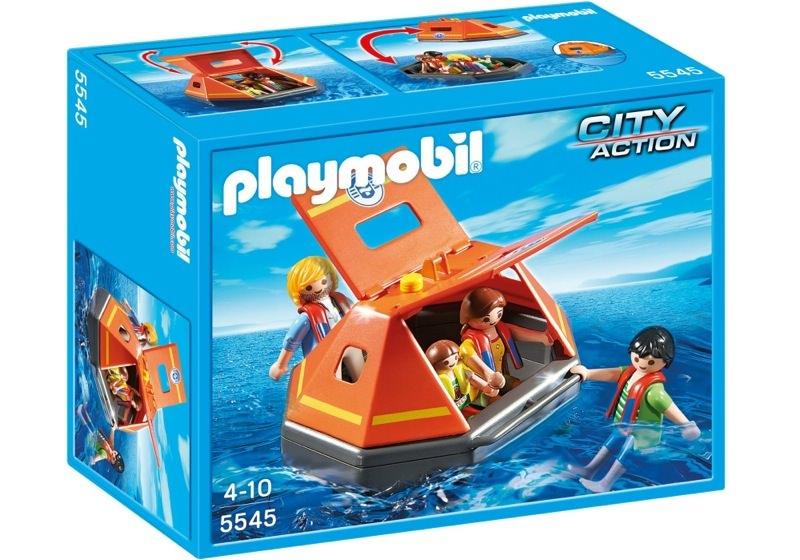 Playmobil 5545 - Liferaft - Boîte
