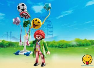 Playmobil - 5546 - Smileyworld© Balloon Sellers