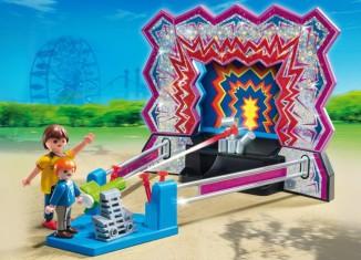 Playmobil - 5547 - Dosen-Schießbude