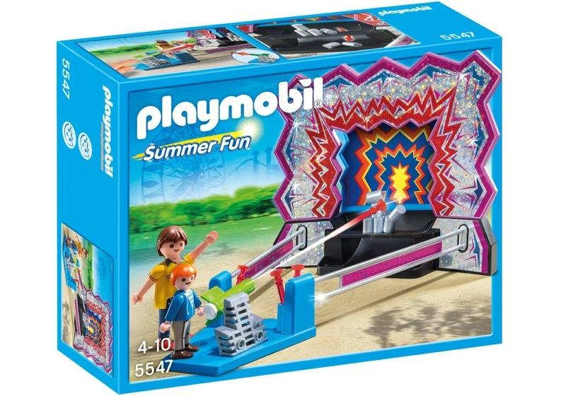 Playmobil 5547 - Dosen-Schießbude - Box