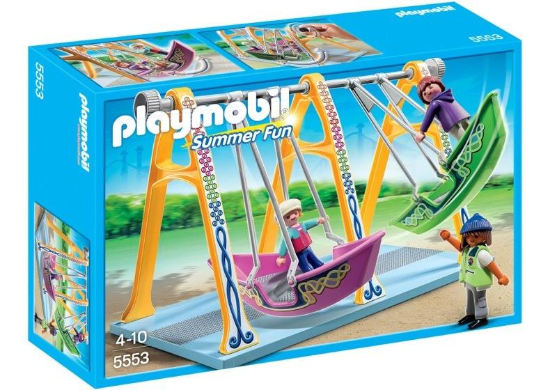 Playmobil 5553 - Schiffschaukel - Box