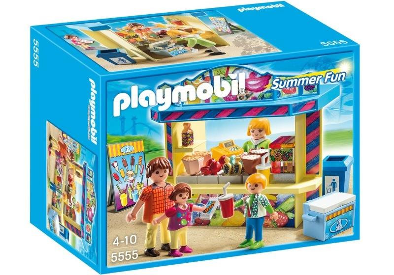 Playmobil 5555 - Sweet Shop - Box