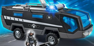 Playmobil - 5564 - Tactical Unit Command Vehicle