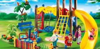 Playmobil - 5568 - Children's Playground