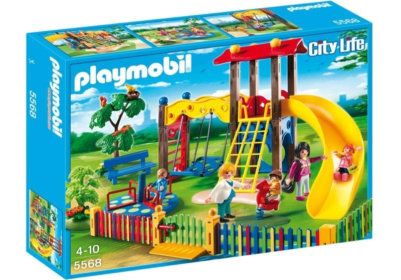 Playmobil 5568 - Children's Playground - Box