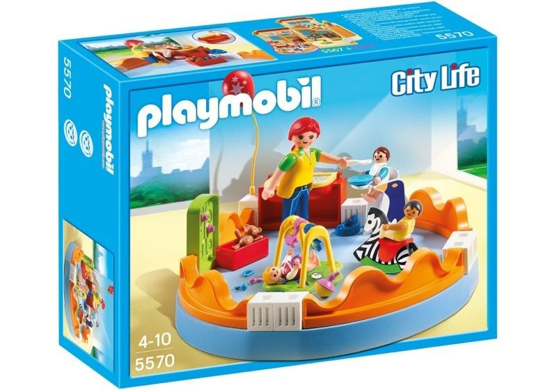 Playmobil 5570 - Playgroup - Box